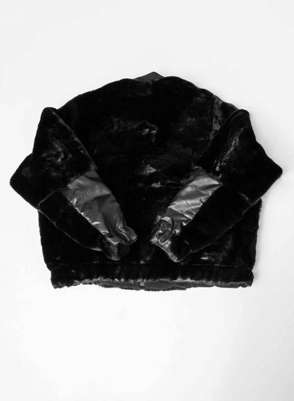 Berenik JUMPER BLACK FUR