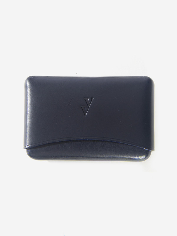 VereVerto Brev Card Holder Navy