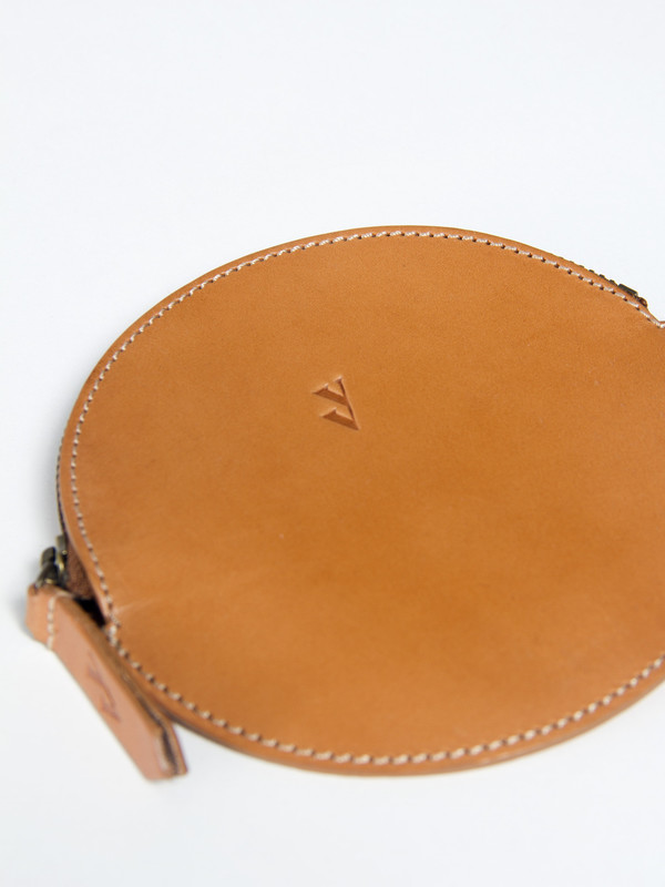 VereVerto Mon Circle Pouch Honey