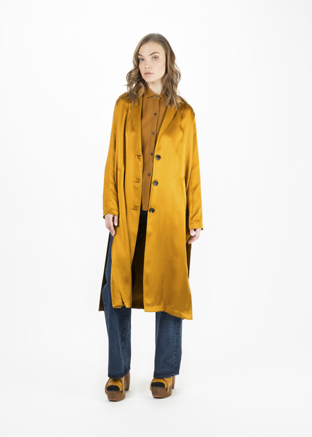 Simon Miller Oro Silk Coat