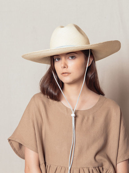 Brookes Boswell Boro Straw Hat