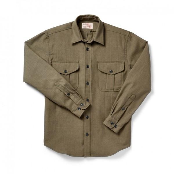 Men's Filson Northwest Wool Shirt