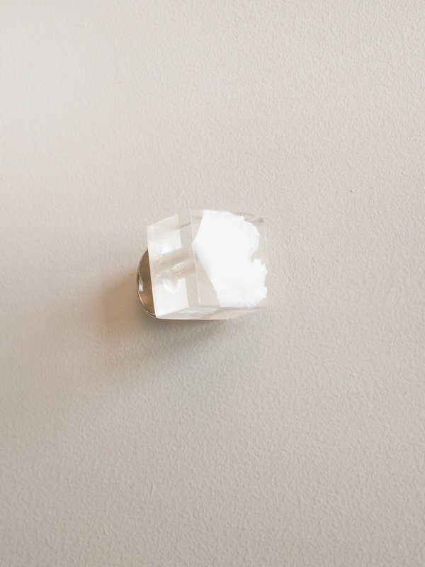 Cast + Combed Square Ring