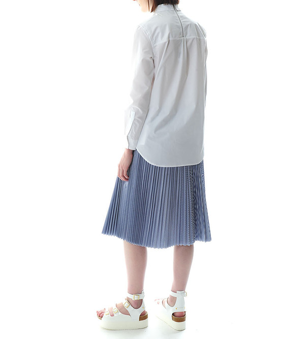 Public School Asymmetrical Pullover Blouse