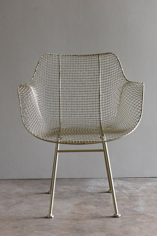 7 on Locust Wire Chair