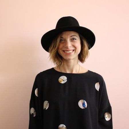 Brookes Boswell Jackson hat - black