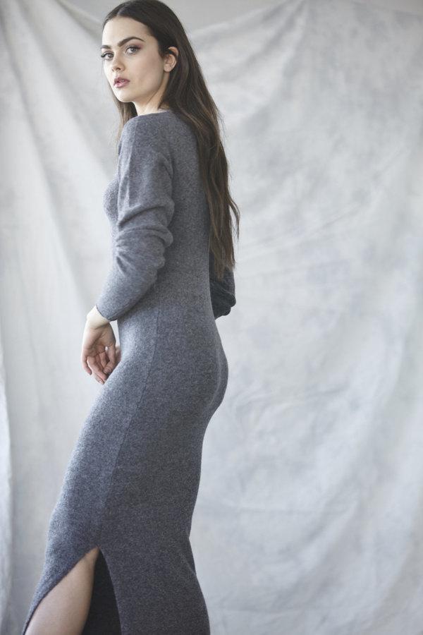 Callahan Slit Maxi Dress