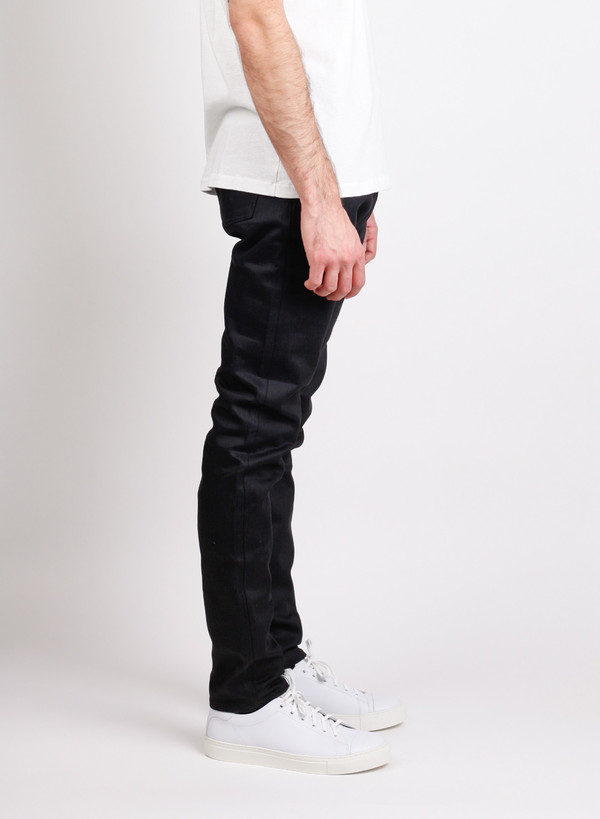 Men's Norse Projects Four Jean Black