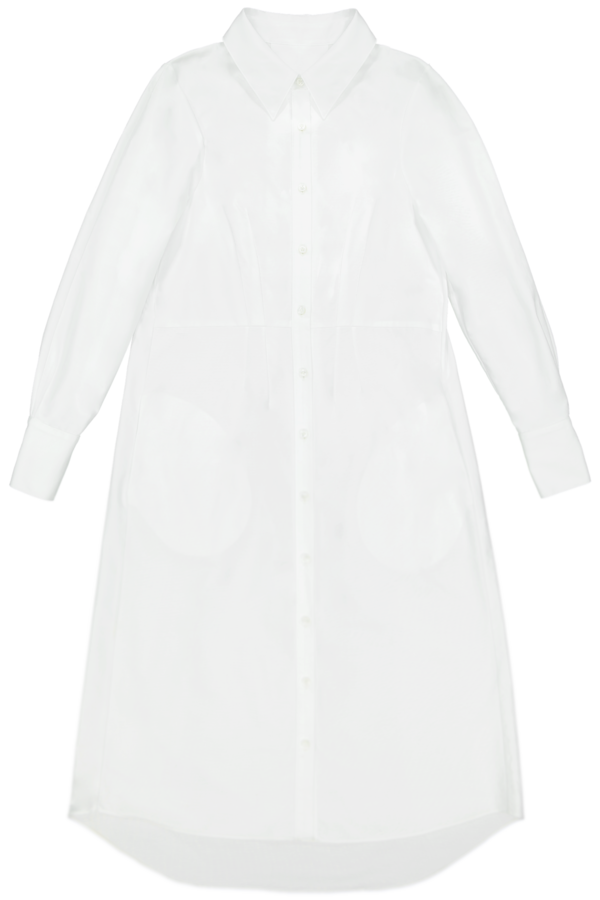 UNIFORME Lin Shirt Dress