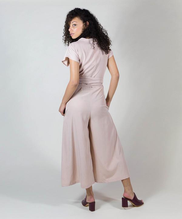 Reif Haus Ramona Wrap Jumpsuit