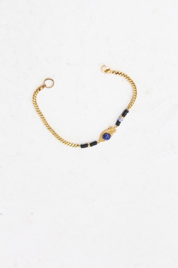 Lizzie Fortunato Charm Bracelet