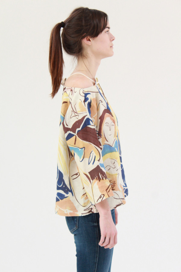Rachel Comey Folsom Top Faces