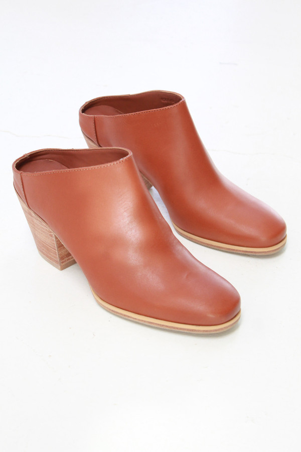 Rachel Comey Mars Mule Boot Whiskey