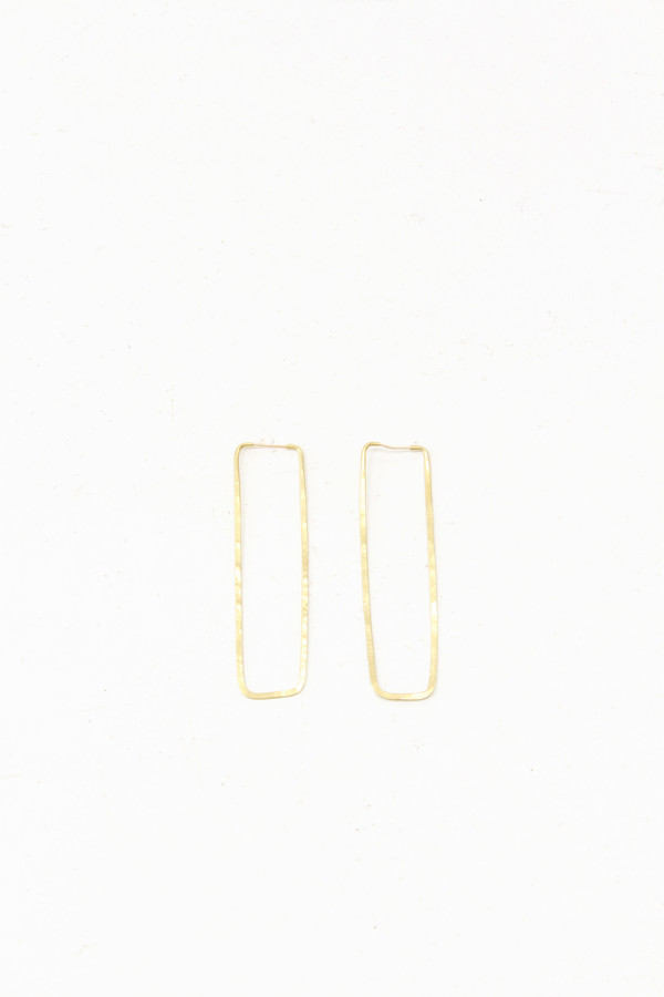 Takara Rectangle Hoops Large
