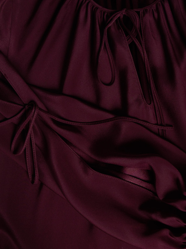 Tosia Poet Top Plum