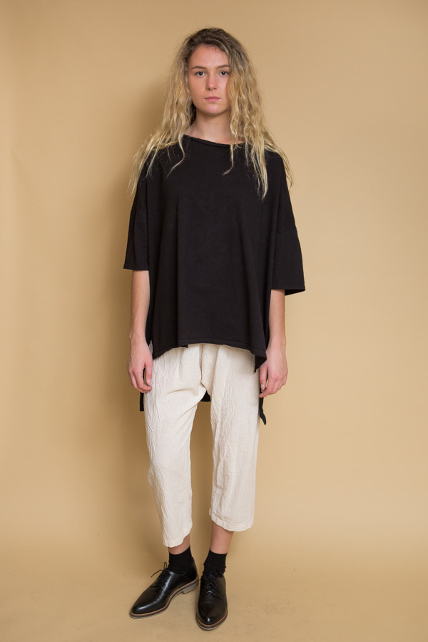 OAK Wide Tee - Black