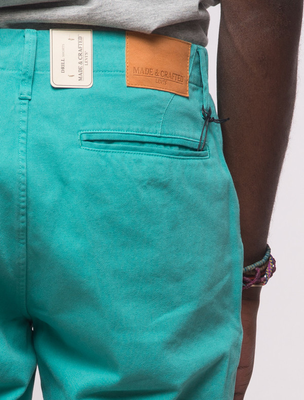 Men's Levi's Made & Crafted Drill Shorts