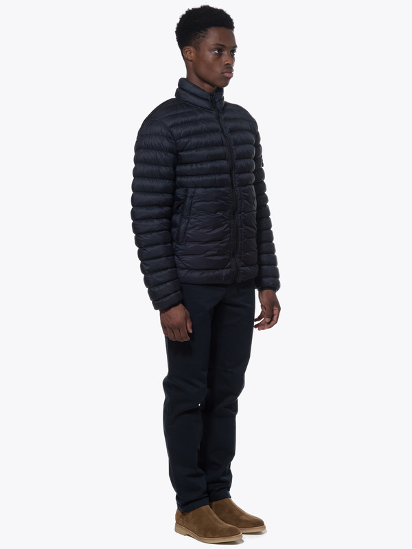 Men's Stone Island Garment Dyed Packable Down Jacket