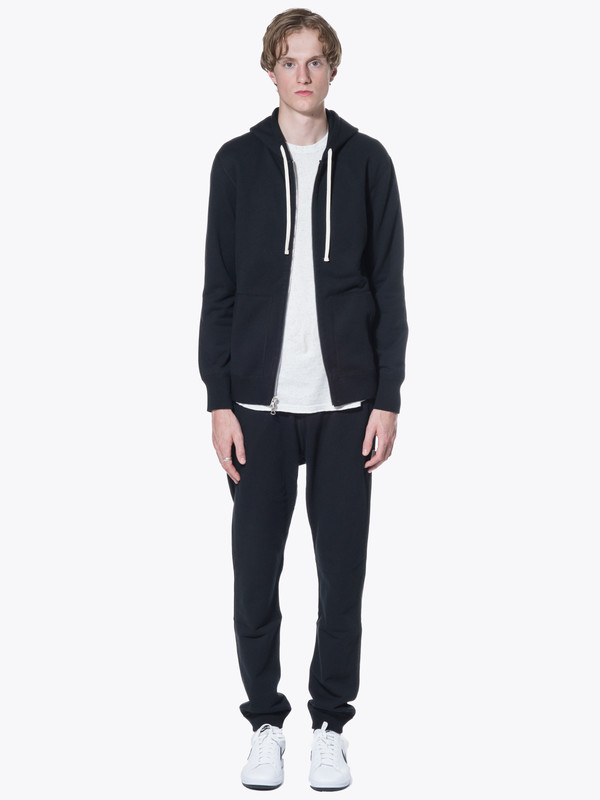 Men's Reigning Champ Knit Mid Wt Terry Full Zip Hoody