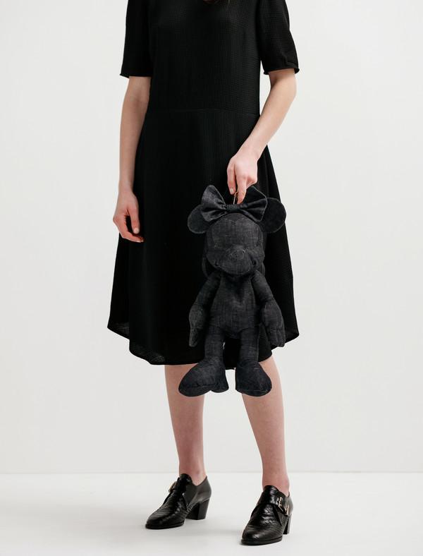 Christopher Raeburn Womens Minnie Mouse Bag Denim