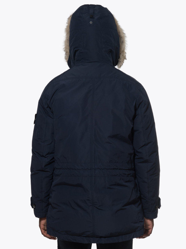 Men's Stone Island Micro Reps Down Jacket