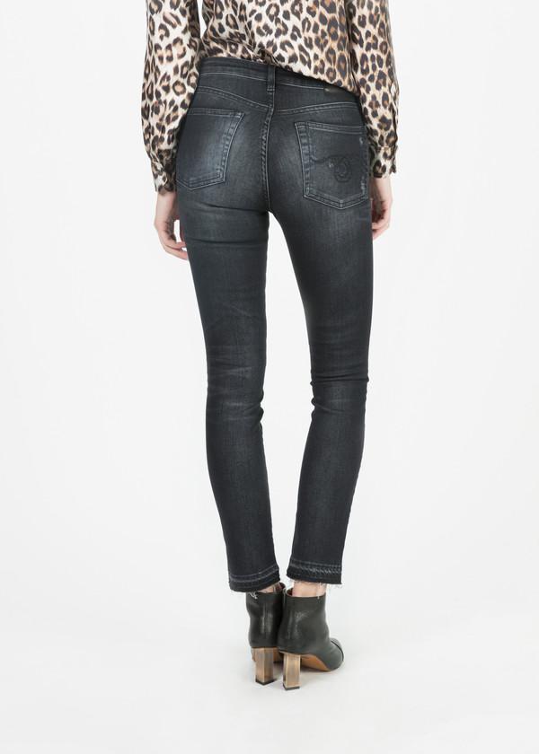 R13 Jenny Mid Rise Skinny Jean
