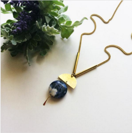Bang Bang Bijoux Allegra Necklace