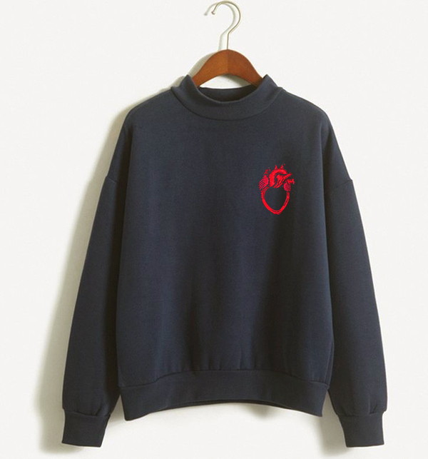 Vender Heart Out Sweatshirt
