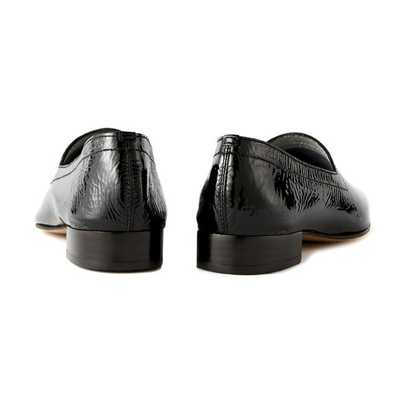 OPS&OPS No11 Black Patent