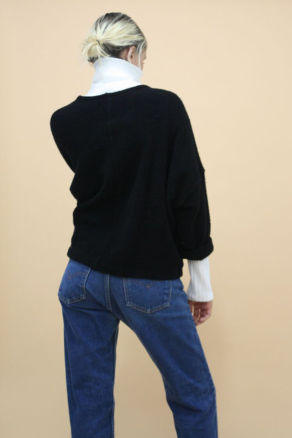 Calder Blake Twyla French Terry Cardigan