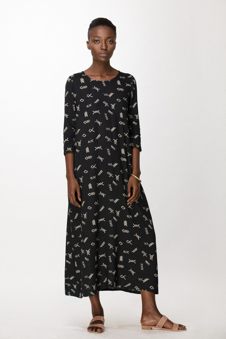 NIMA LONG DRESS || OSEI-DURO