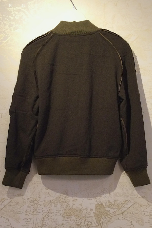 R13 Shrunken Flight Jacket
