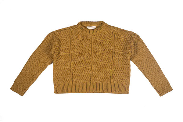 Micaela Greg Bevel Sweater