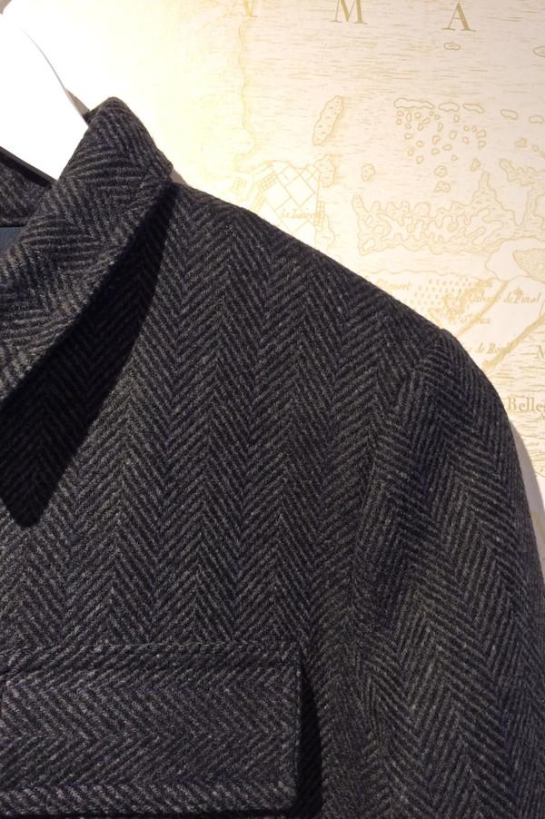 Roseanna Chevron Herringbone Quilted Jacket