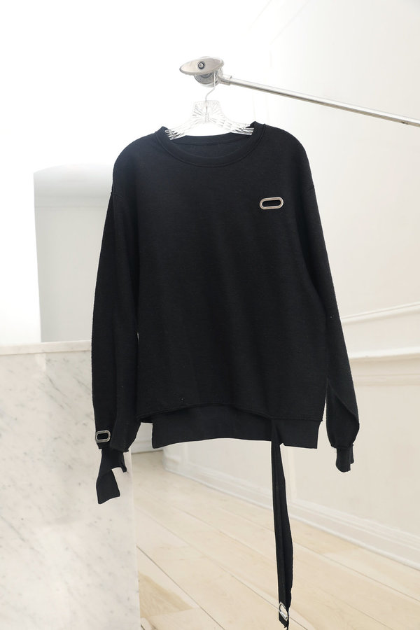 Collina Strada Sweatcrew Black