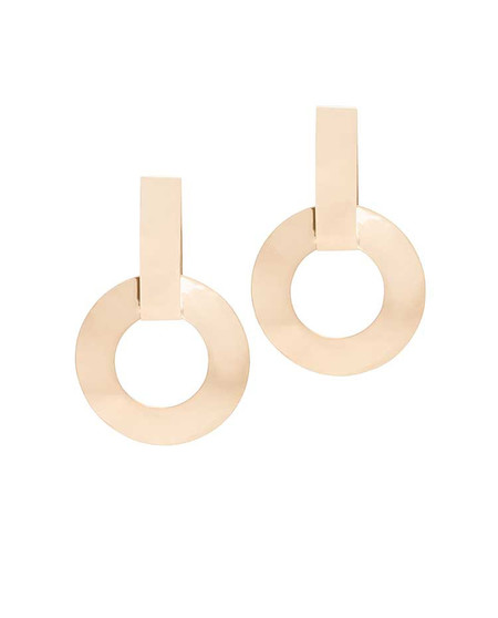 Minoux Jewelry Lucky Earrings