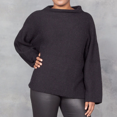 Baserange Gerda Pullover Sweater Black