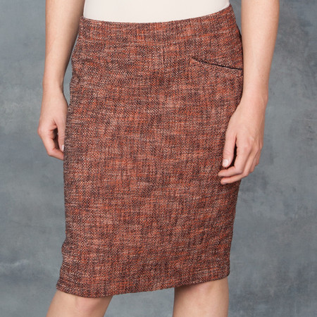 Humanoid Stretch Boucle Antra Skirt