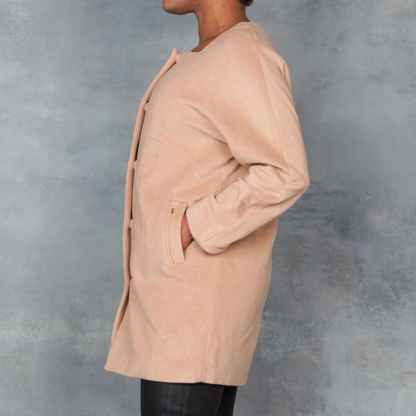 Tart Amanda Wool Camel Coat