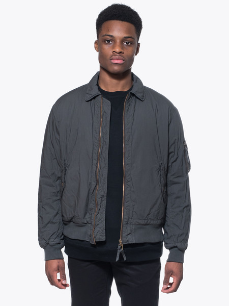 Robert Geller The Garment Dyed Bomber