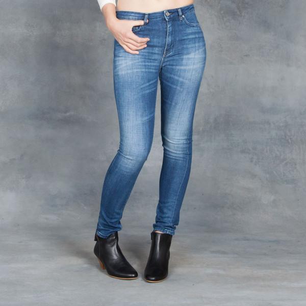 IRO Ajuste Denim Blue Jeans