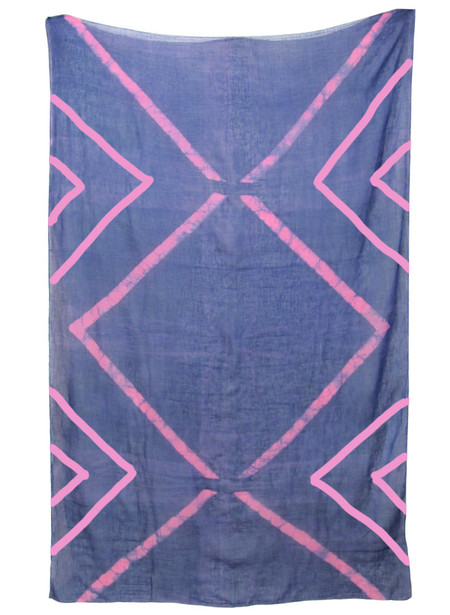 Seek Collective Wayfarer Scarf Royal Diamond
