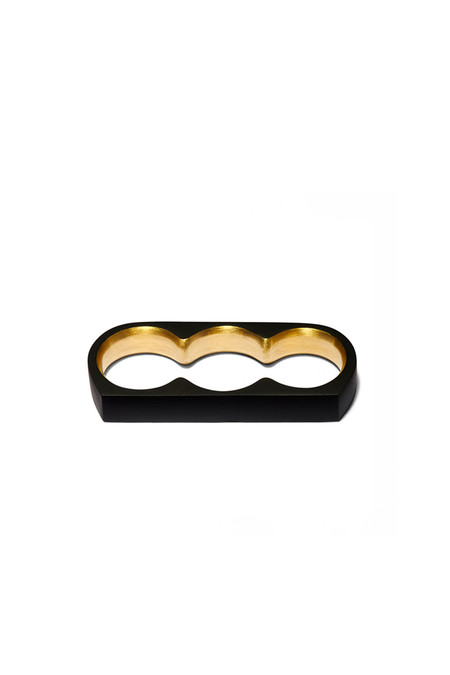 Ming Yu Wang Knuckle Ring