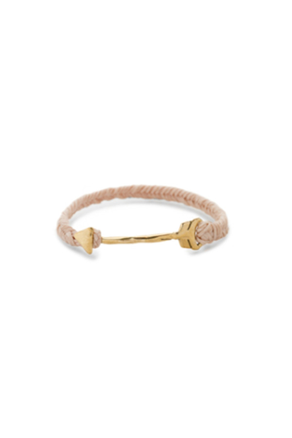 Scotia Arrow Bar Bracelet