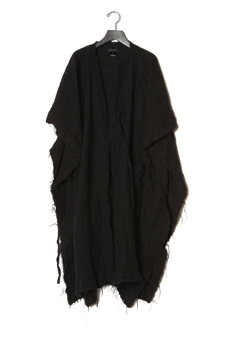 KES Elongated Slashed Poncho
