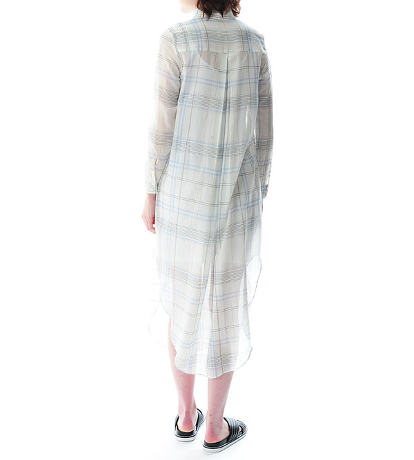 Nanushka Shago Shirt Dress