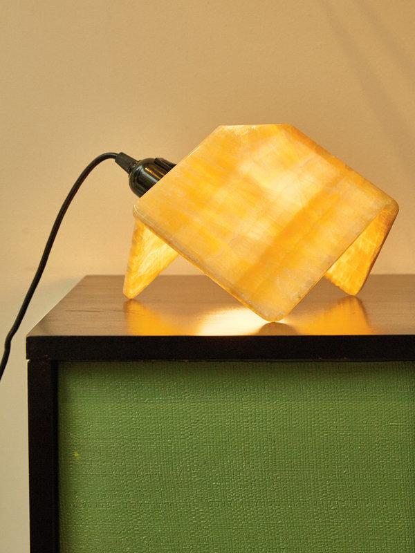 "Chen and Kai ""Third Eye"" table lamp"