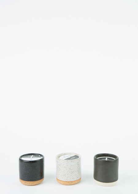 Norden Ceramic Candle Gift Set