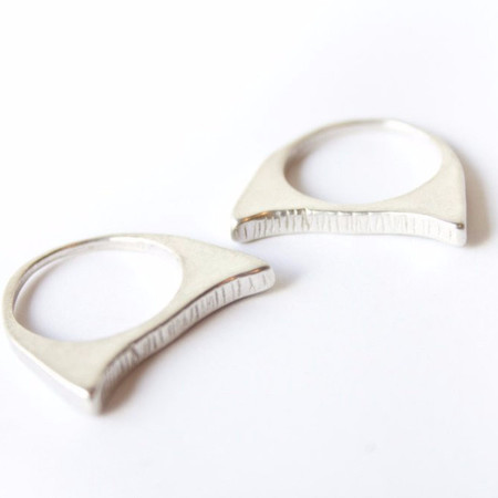 Dea Dia Valley Ring - Silver