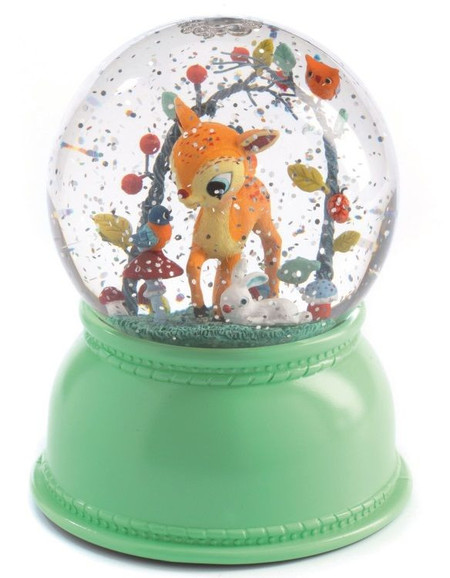 Djeco Fawn Night Light - CouCou Boston